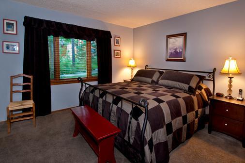 Austria Hof Lodge - Mammoth Lakes - Bedroom