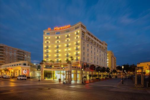 Sheraton Old San Juan Hotel - San Juan - Rakennus