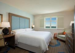 Sheraton Old San Juan Hotel - San Juan - Bedroom