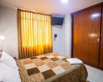 Hostal Vasco - Tacna - Schlafzimmer