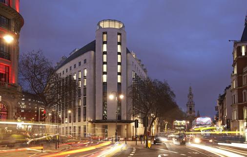 Me London - Λονδίνο - Κτίριο