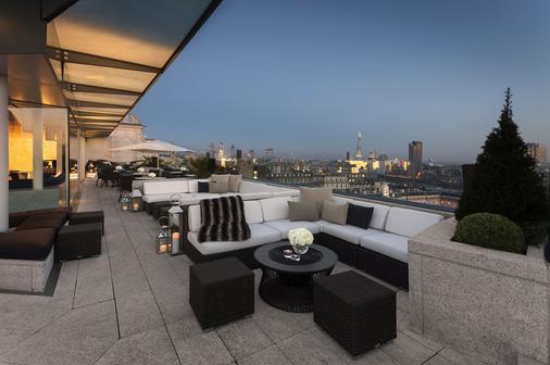 ME 倫敦酒店 - 倫敦 - 倫敦 - 陽台