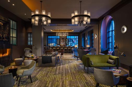 Renaissance Philadelphia Downtown Hotel - Philadelphia - Bar
