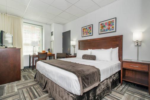 Hotel 140 - Βοστώνη - Κρεβατοκάμαρα