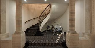 Hotel Boutique 1850 - Guanajuato - Escaleras