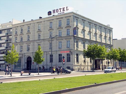 昂儒貝斯特韋斯特酒店 - 昂傑 - 昂熱 - 建築