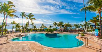 艾嵐度假酒店 - 伊斯拉摩拉達 - 伊斯拉莫拉達 - 游泳池
