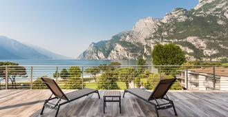 Bellariva - Riva del Garda - Balcón