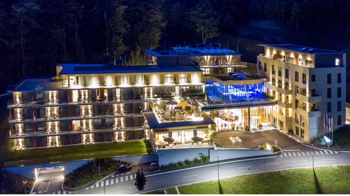 Atlantida Boutique Hotel - Rogaska Slatina - Gebäude