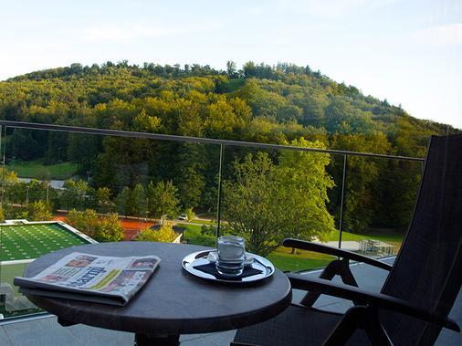 Atlantida Boutique Hotel - Rogaska Slatina - Balkon