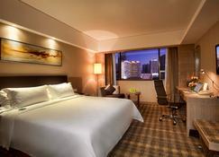 Grand Skylight Hotel Shenzhen - Shenzhen - Κρεβατοκάμαρα