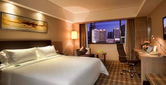 Grand Skylight Hotel Shenzhen - שנג'ן - חדר שינה