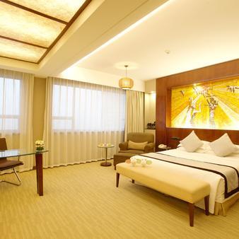 Grand Skylight Hotel Shenzhen - Shenzhen - Bedroom