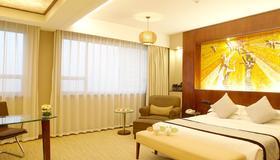 グランド スカイライト ホテル - 深セン - 寝室