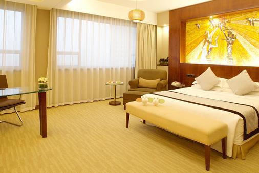 Grand Skylight Hotel Shenzhen - Thẩm Quyến - Phòng ngủ