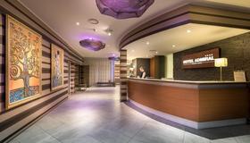 Hotel Admiral - Lugano - Recepción