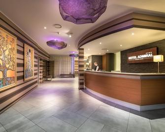 Hotel Admiral - Lugano - Reception