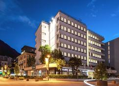Hotel Admiral - Lugano - Gebäude