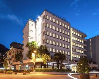 Hotel Admiral - Lugano - Building