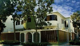 LYNIK La Casa de Blanca - Lima - Rakennus