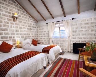 Hotel De Sal Luna Salada - Uyuni - Slaapkamer