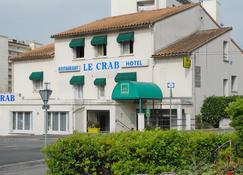 Hotel Le Crab - Angulema - Edificio
