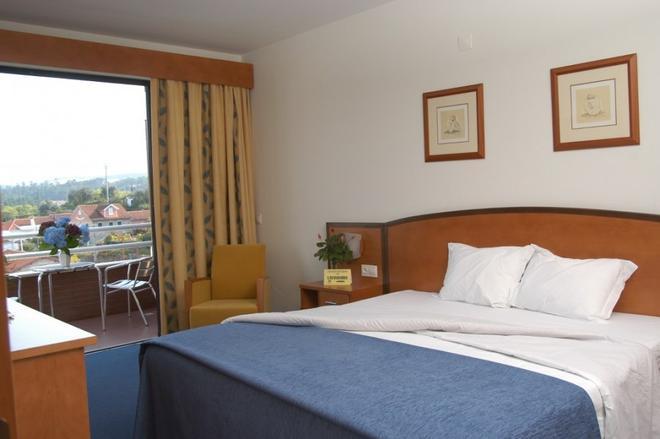 Hotel Do Parque - Health Club & Spa - Várzea - Bedroom