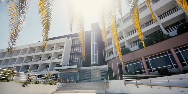 Hotel Do Parque - Health Club & Spa - Várzea - Building