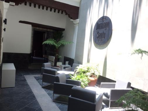 Domingo Santo Hotel Boutique - Mexico City - Front desk