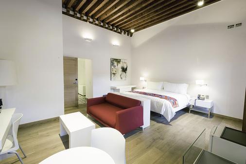Domingo Santo Hotel Boutique - Mexico City - Bedroom