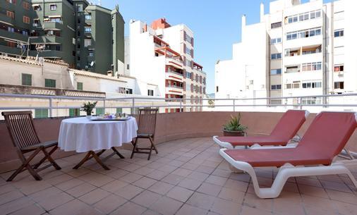 Hotel Armadams - Mallorca - Parveke