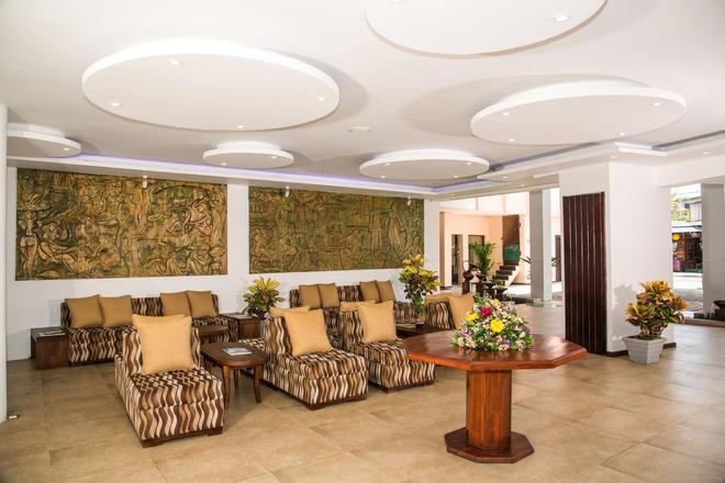 Paradise Beach Hotel - Negombo - Σαλόνι ξενοδοχείου