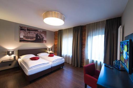 Hotel Volksschule - Hampuri - Makuuhuone