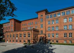 Hotel Volksschule - Hamburgo - Edifício