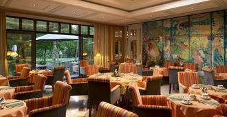 Hotel Parc Belair - לוקסמבורג סיטי - מסעדה