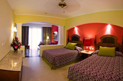 伊貝羅斯塔玫瑰堂海灘酒店 - 蒙特哥灣 - 蒙特哥貝 - 臥室
