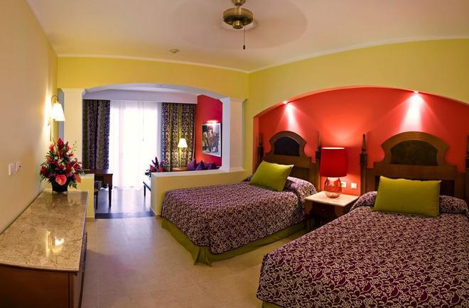 Iberostar Rose Hall Beach - Montego Bay - Bedroom