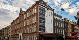Sir Albert Hotel - Amsterdam - Building