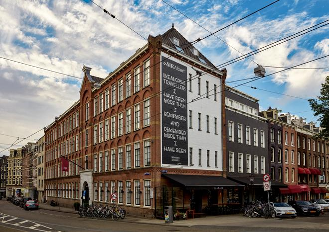 โรงแรมเซอร์อัลเบิร์ต อัมสเตอร์ดัม - อัมสเตอร์ดัม - อาคาร