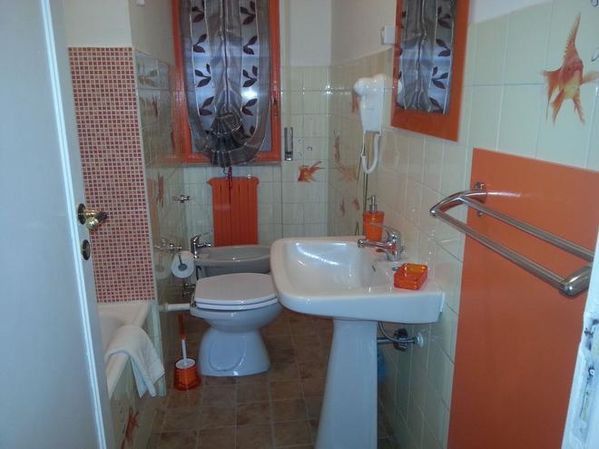 B&B Night & Day - Cosenza - Bathroom