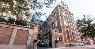 Hotel Marotte - Amiens - Bâtiment