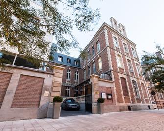 Hôtel Marotte - Amiens - Building