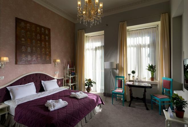 Hotel 19 - Harkova - Makuuhuone
