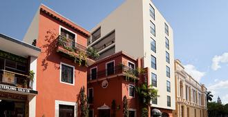 Hotel Casa del Balam - Mérida - Edificio