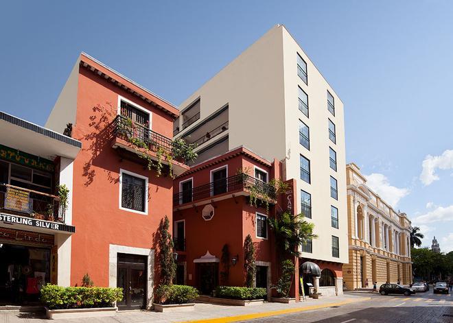 Hotel Casa del Balam - Μέριδα - Κτίριο