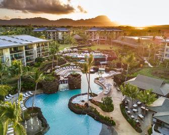 Koloa Landing Resort - Koloa - Outdoors view