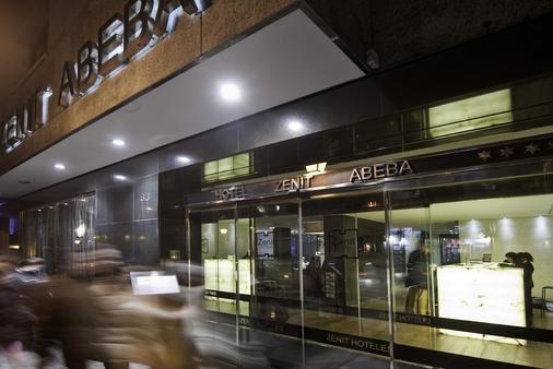 Hotel Zenit Abeba - Madrid - Edificio
