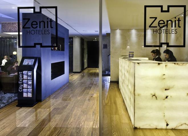Zenit Abeba - Madrid - Vastaanotto