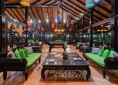 Hotel Rio Celeste Hideaway - Katira - Гостиная