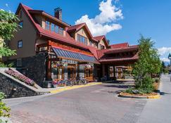 Banff Ptarmigan Inn - Banff - Rakennus